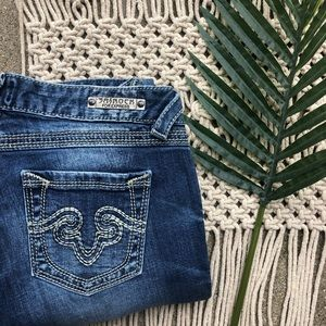 Rerock For Express Boot Jeans Size 6